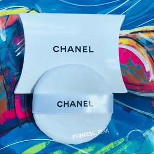 Chanel Makeup Powder Puff Soft